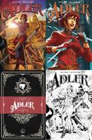 Adler #1 A B C D First Print & Variants (U-Pick) Titan Comics 2020