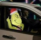 New Gemmy Dr. Seuss The Grinch Car Buddy Christmas Airblown Inflatable