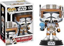 Funko Pop! Star Wars - Clone Commander Cody #176 New Exclusive