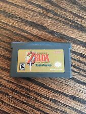 Zelda Four Swords Nintendo Gameboy Advance GBA Cart