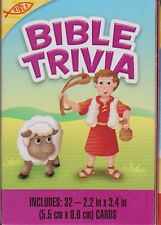 Bible Trivia Game, New