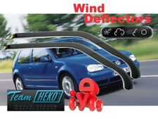 VW GOLF MK4 IV 1997 - 2004  3.doors  Wind deflectors   2.pc HEKO  31126