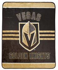 dafc768329a NHL Luxury Velour High Pile Blanket - Twin Size 60 x 70 Inch