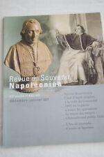 REVUE SOUVENIR NAPOLEONIEN N°432 CONCORDAT DE BOUFLERS CHATEAUBRIAND ATALA CAMEE