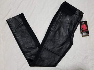 1 NWT JAMIE SADOCK WOMEN'S PANTS, SIZE: 4, COLOR: BLACK (J117)