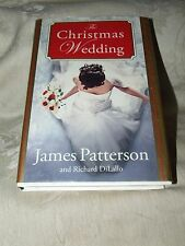 THE CHRISTMAS WEDDING 2011 First James Patterson Richard DiLallo FINE w/DJ