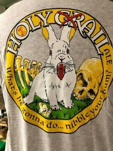 Monty Python and The Holy Grail Tee Shirt (Mens XL)
