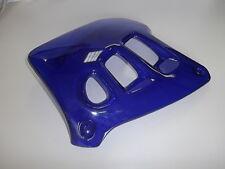 Ecope de réservoir-convoyeur droit bleu aluminium neuf APRILIA RX 50 1995/02