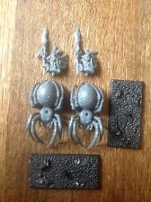 Warhammer. Orcs And Goblins. Forest Goblin Spider Riders (b). Bits Box. Plastic.