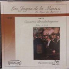 Las Joyas de la Musica - Bach - Lo Mejor del Barroco - 5 (CD)