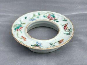 Antique Chinese Kangxi Porcelain Ring Dish