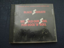 We Sold Our Soul for Rock 'n' Roll by Black Sabbath (Warner Bros.)