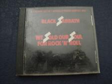 We Sold Our Soul for Rock 'n' Roll by Black Sabbath (Warner Bros.)
