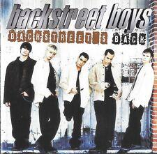 BACKSTREET BOYS  :  BACKSTREET ' S BACK  ( BMG MUSIC , CANADA )