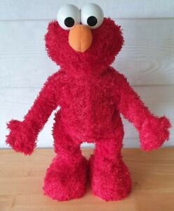 ELMO LIVE Fisher Price 2008 Sings Tells Stories Moves Excellent Condition!!!