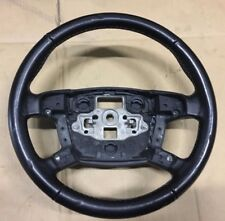 GENUINE FORD GALAXY MK3 2006-2015 LEATHER  STEERING WHEEL BLACK