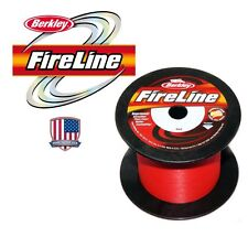 BERKLEY Fireline Tournament Red 0,39 mm 50 m           max.1800m