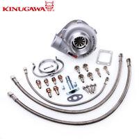 Kinugawa Ball Bearing Turbo GTX2860R fit NISSAN S14 S15 T25 .57 External Gated