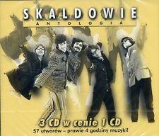 3CD SKALDOWIE Antologia * 57 utworów