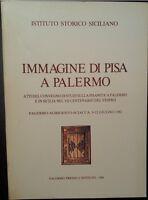 Immagine di Pisa a Palermo, Atti Convegno 1983, Istituto storico Siciliano