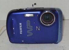 Fujifilm FinePix Z Series Z33WP 10.0MP Digital Camera - Blue 3x Optical Zoom