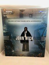 Diamond Select Toys John Wick Movie Set Deluxe Action Figure in Stock