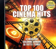 AA.VV. TOP 100 CINEMA HITS Le Migliori Colonne Sonore BOX 5 CD NEW SEALED