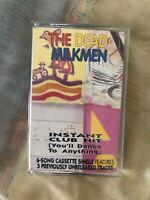 THE DEAD MILKMEN Instant Club Hit  CASSETTE TAPE ORIGINAL 1987 OOP PUNK