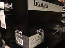 Lexmark 700Z5 Black + Colour (CMYK) Imaging Unit - 40K yield. Brand New & Sealed