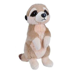 "Wild Republic Pocketkins Meerkat 5"" Soft Plush Toy"