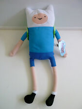 CN Adventure Time Finn The Human Plush Doll The Adventurous Backpack Stuffed 18""