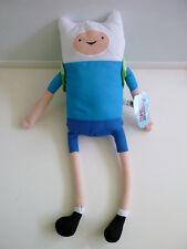 "CN Adventure Time Finn The Human Plush Doll The Adventurous Backpack Stuffed 18"""