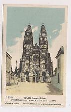 tours ,  cathédrale saint-gatien -