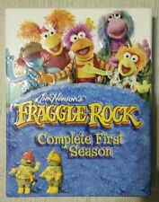 Fraggle Rock - The Complete First Season (DVD, 2005) Jim Henson's 24 episodes