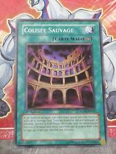Carte YU GI OH COLISEE SAUVAGE SOVR-FR047 x 3