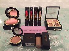 Mac Pedro Lourenco Nude quad palette,Peach Beige,Roxo,Corol Duo&more 8 Pcs BNIB