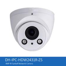 Dahua Neutral HDW2431R-ZS 4MP 2.7~13.5MM POE IP67 Eyeball Network Camera No Logo