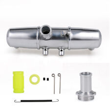 RC Exhaust Pipe Exhaust Joint Tubing for 1/8 HSP HPI Car Nitro Gas Engine J3U2