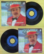 LP 45 7'' NICO HAAK Ich mach ein'n los Hier im lokal zum blinden no cd mc dvd