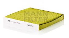 MANN-FILTER Filter, Innenraumluft für Heizung/Lüftung FP 2358