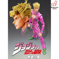 NEW JoJo's Bizarre Adventure Part 5 Figure Giorno Giovanna 160mm Super Action