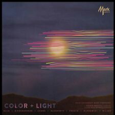 Color + Light - J.S. / Trachsel / Borges Bach (2017, CD NIEUW)