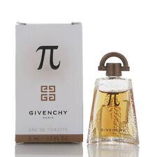 Givenchy Pi Eau de Toilette for Men EDT Splash 0.17 oz 5 ml Mini New in Box