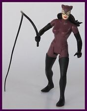 1994 CATWOMAN ACTION FIGURE WITH WHIP AND ACCESSORIES BY KENNER
