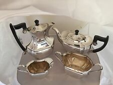 BEAUTIFUL 4 PIECE SILVER PLATED TEA/COFFEE SERVICE  (SPTCS 3233) epns sheffield