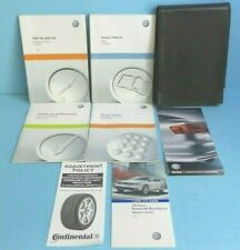 11 2011 VW Jetta owners manual with Navigation