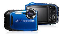 -- Brand NEW -- Fujifilm FinePix XP Series XP80 16.4 MP Digital Camera - Blue