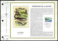 FRANCE CEF 1972 FAUNA FISCHE LACHS SAUMON SALMON FISH zf13