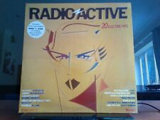 """VINTAGE VINYL Record Collector """"RADIOACTIVE,20 ELECTRIC HITS"""" ALBUM LP Old MUSIC"""