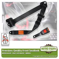AVANT Automatique Ceinture de sécurité pour Nissan Terrano - depuis 1993 Noir